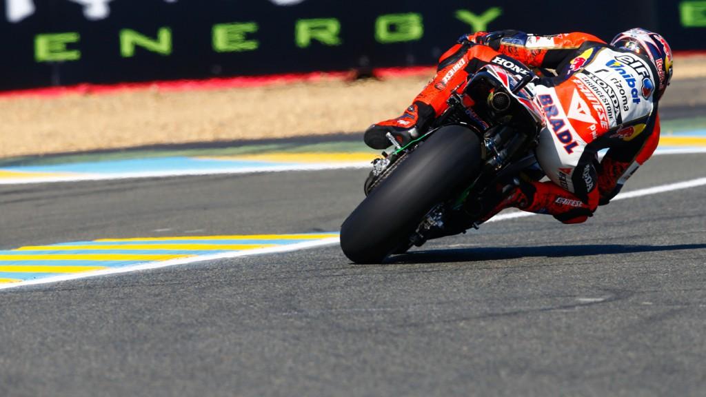 Stefan Bradl, LCR Honda MotoGP, FRA FP4
