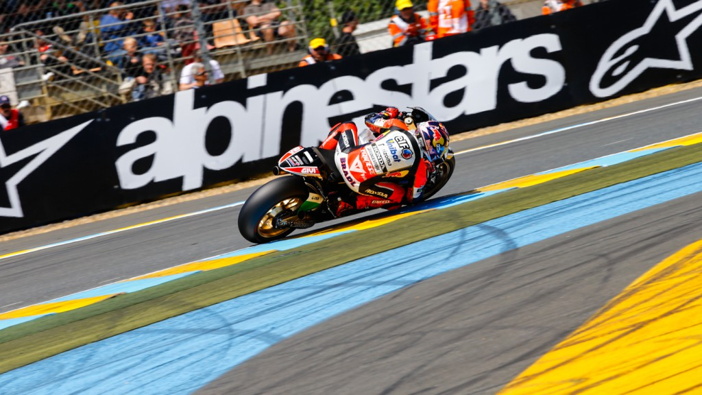 Stefan Bradl, LCR Honda MotoGP, FRA FP3