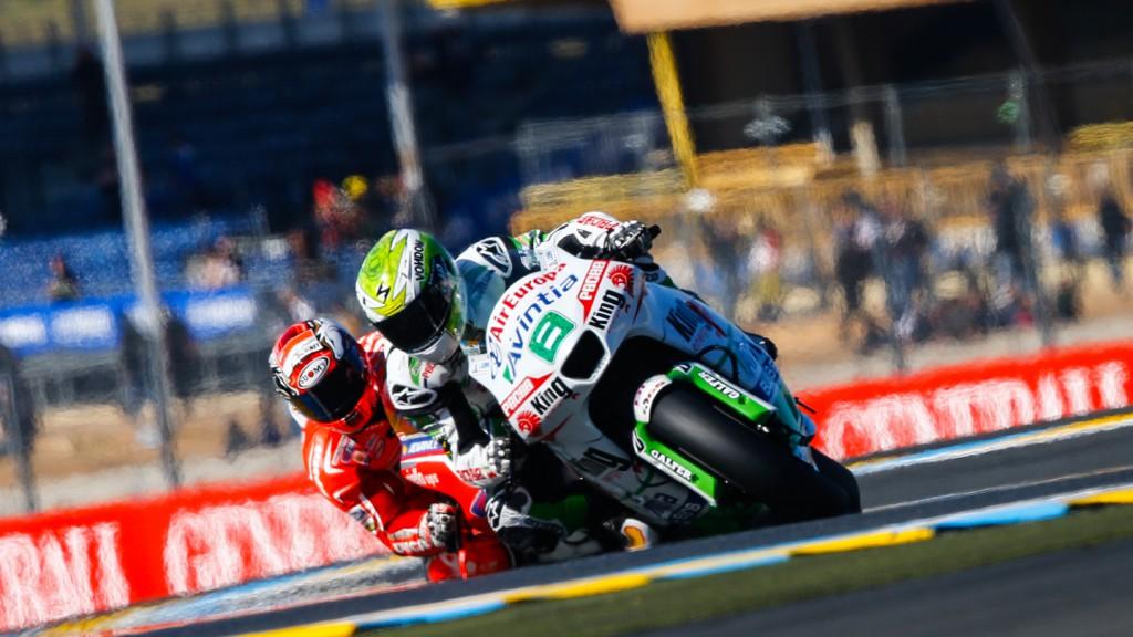 Hector Barbera, Avintia Racing, FRA FP4