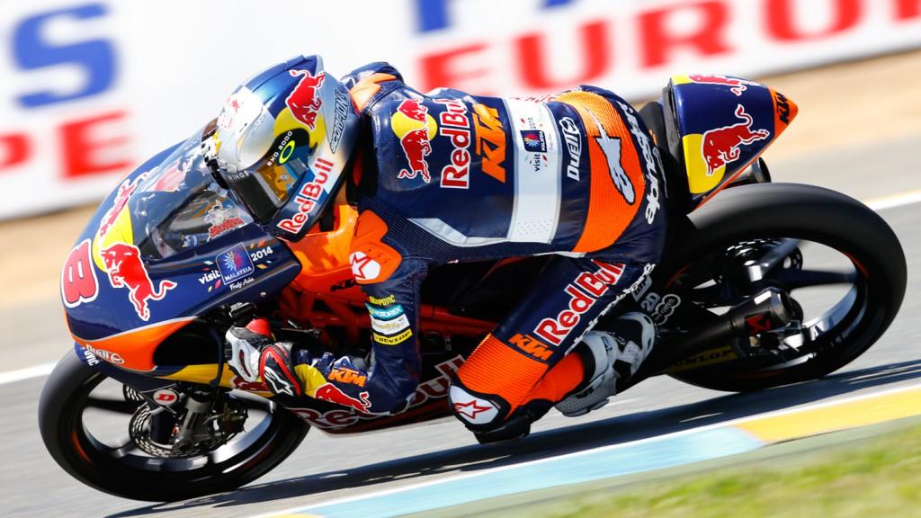 Jack Miller, Red Bull KTM Ajo, FRA FP3