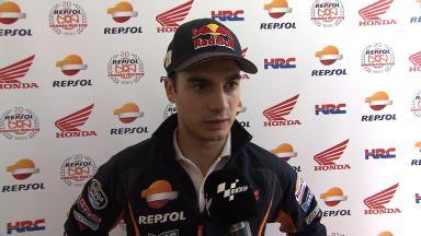 Le Mans 2014 - MotoGP - Q2 - Interview - Dani Pedrosa