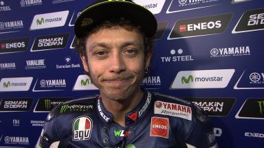 Le Mans 2014 - MotoGP - Q2 - Interview - Valentino Rossi
