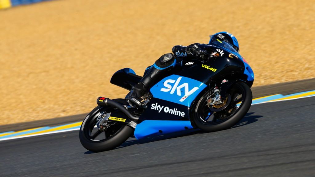 Francesco Bagnaia, SKY Racing Team  VR46, FRA FP3