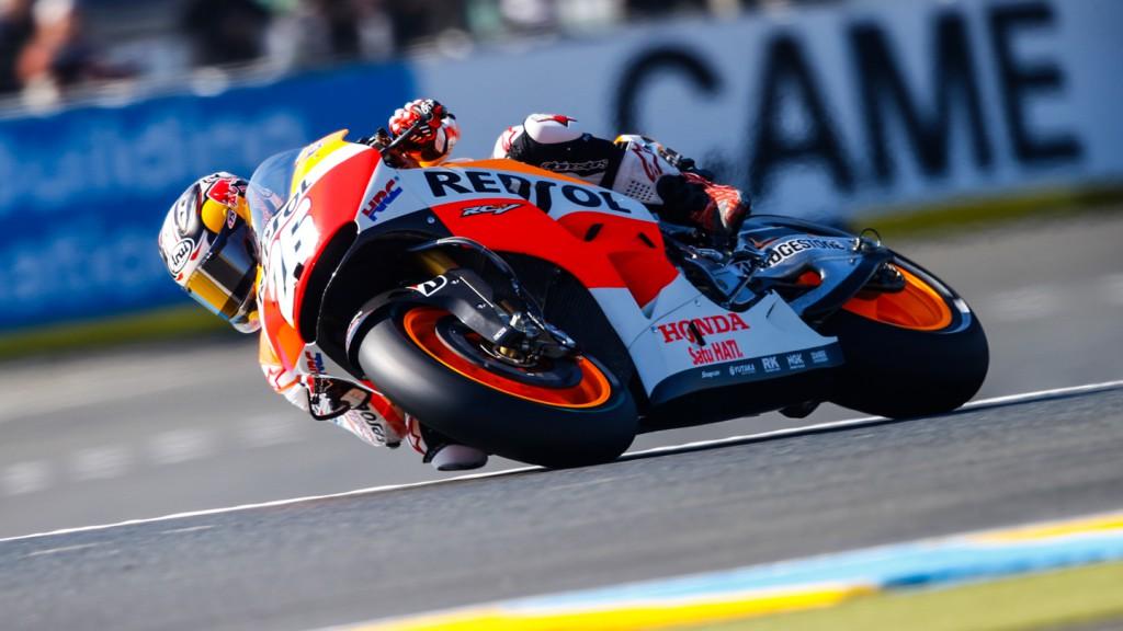 Dani Pedrosa, Repsol Honda Team, FRA FP3
