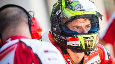 Cal Crutchlow, Ducati Team, FRA Q2 © Scott Jones, PHOTO.GP