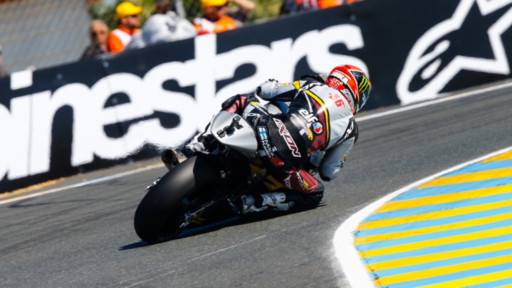 Mika Kallio, Marc VDS Racing Team, FRA FP3