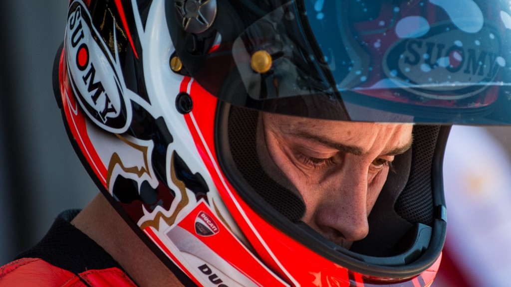 Andrea Dovizioso, Ducati Team, FRA Q2 © Scott Jones, PHOTO.GP