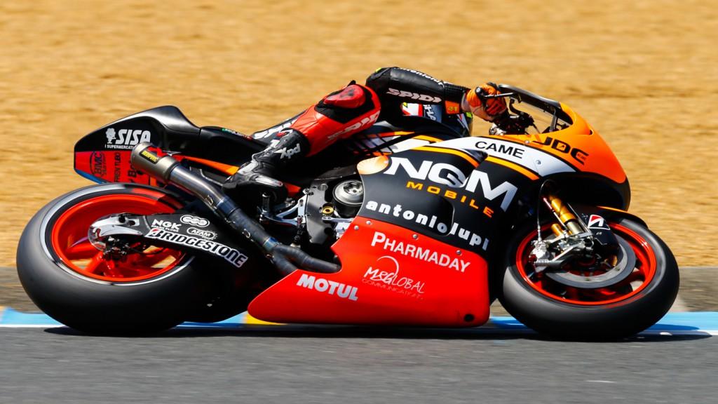 Aleix Espargaro, NGM Forward Racing, FRA Q1