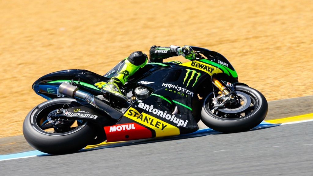 Pol Espargaro, Monster Yamaha Tech 3, FRA FP3