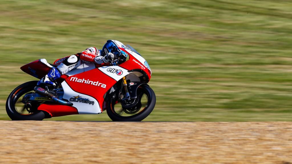 Miguel Oliveira, Mahindra Racing, FRA FP3