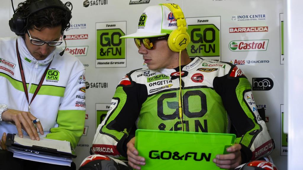 Scott Redding, GO&FUN Honda Gresini, FRA Q1
