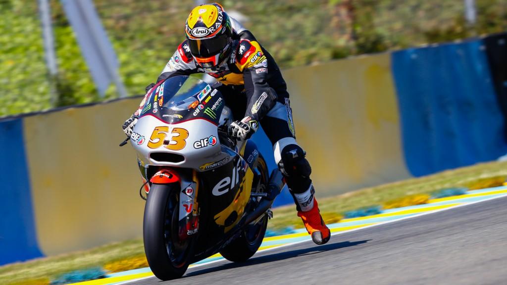 Esteve Rabat, Marc VDS Racing Team, FRA QP
