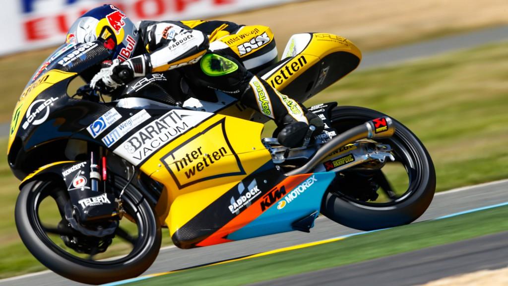 Philipp Oettl, Interwetten Paddock Moto3, FRA QP