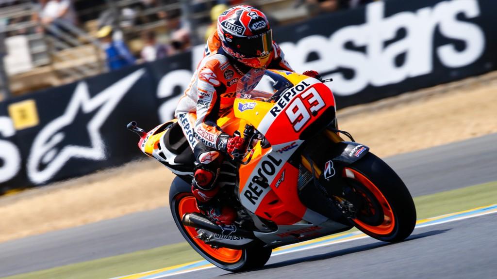 Marc Marquez, Repsol Honda Team, FRA FP3