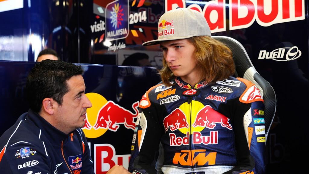 Karel Hanika, Red Bull KTM Ajo, FRA QP