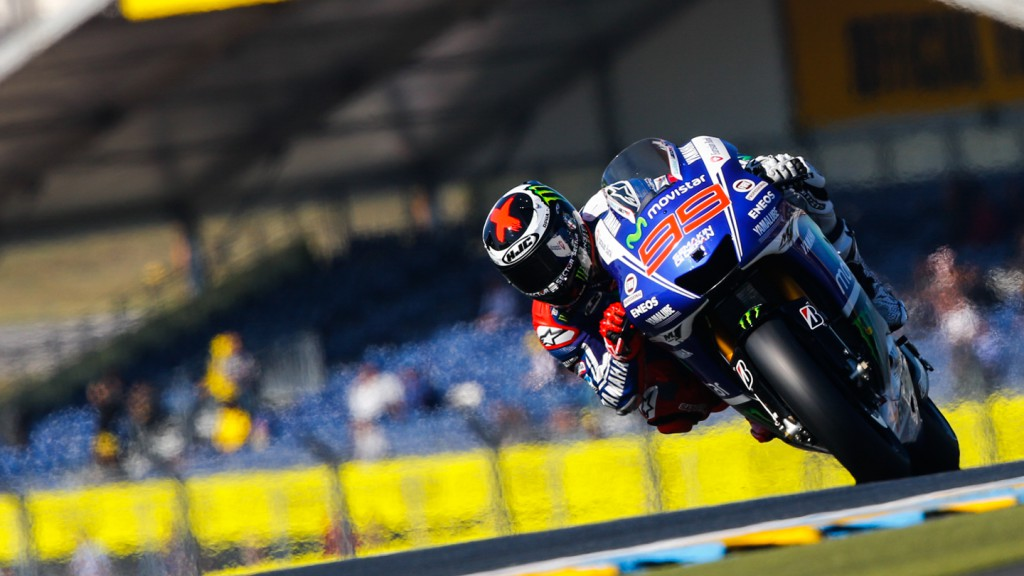Jorge Lorenzo, Movistar Yamaha MotoGP, FRA FP3