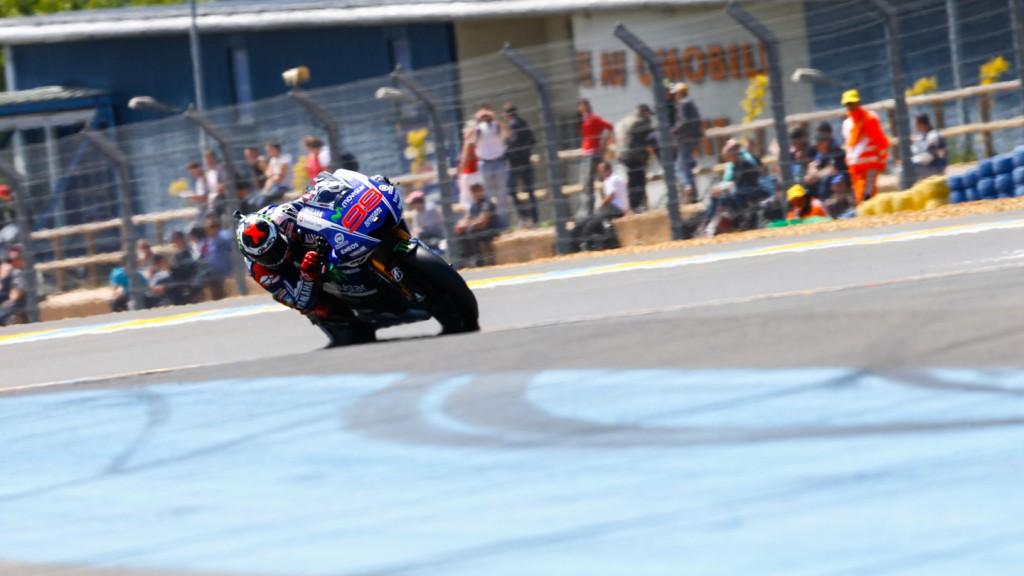Jorge Lorenzo, Movistar Yamaha MotoGP, FRA FP4