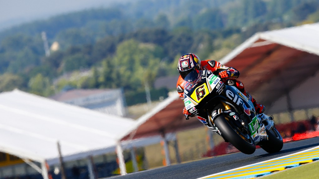 Stefan Bradl, LCR Honda MotoGP, FRA Q2