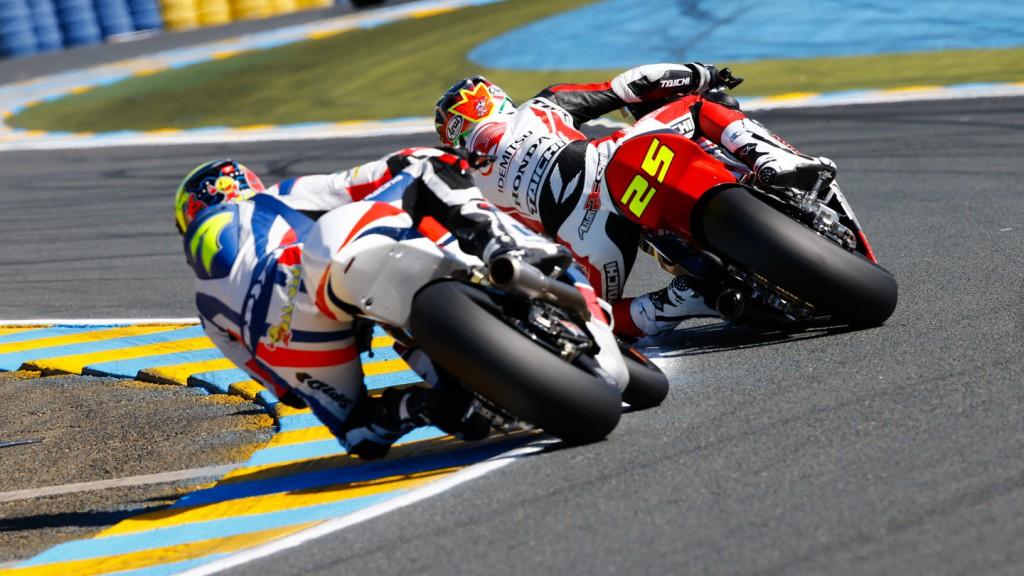 Lorenzo Baldassarri, Azlan Shah, Gresini Moto2, IDEMITSU Honda Team Asia, FRA FP2