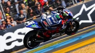 Jorge Lorenzo, Movistar Yamaha MotoGP, FRA Q2
