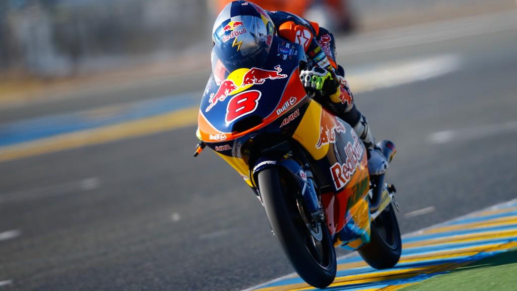 Jack Miller, Red Bull KTM Ajo, FRA RACE