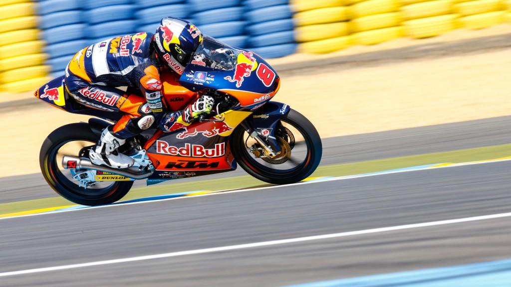 Jack Miller, Red Bull KTM Ajo, FRA WUP