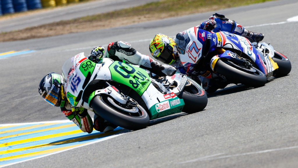 Karel Abraham, Scott Redding, Cardion AB Motoracing, GO&FUN Honda Gresini, FRA WUP