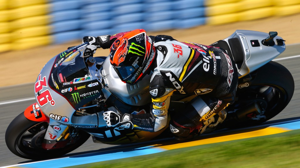 Mika Kallio, Marc VDS Racing Team, FRA RACE