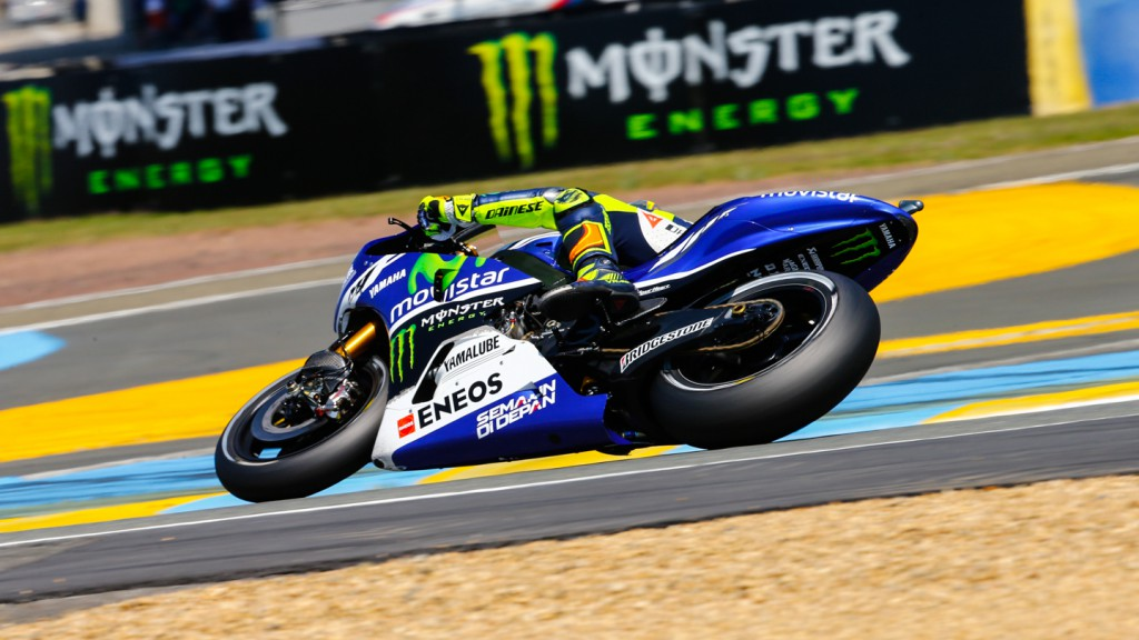 Valentino Rossi, Movistar Yamaha MotoGP, FRA WUP