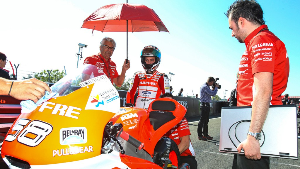 Juanfran Guevara, Mapfre Aspar Team Moto3, FRA RACE