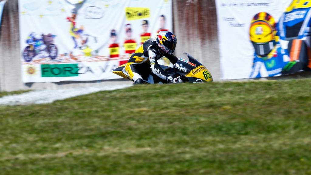 Philipp Oettl, Interwetten Paddock Moto3, FRA WUP