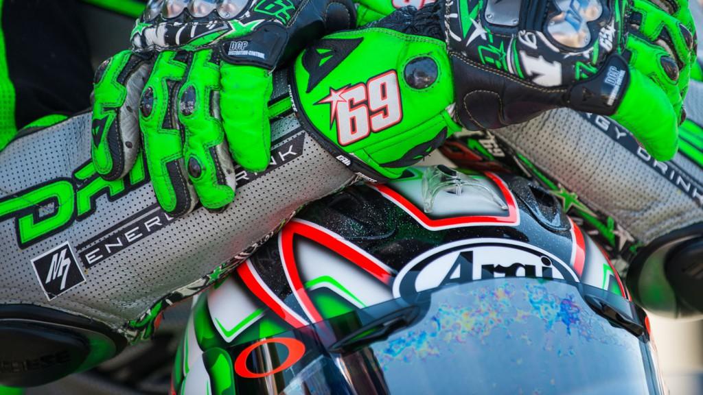 Nicky Hayden, Drive M7 Aspar, FRA RACE © Scott Jones, PHOTO.GP