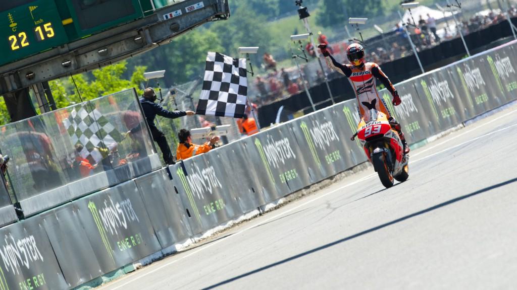 Marc Marquez, Repsol Honda Team, FRA RACE