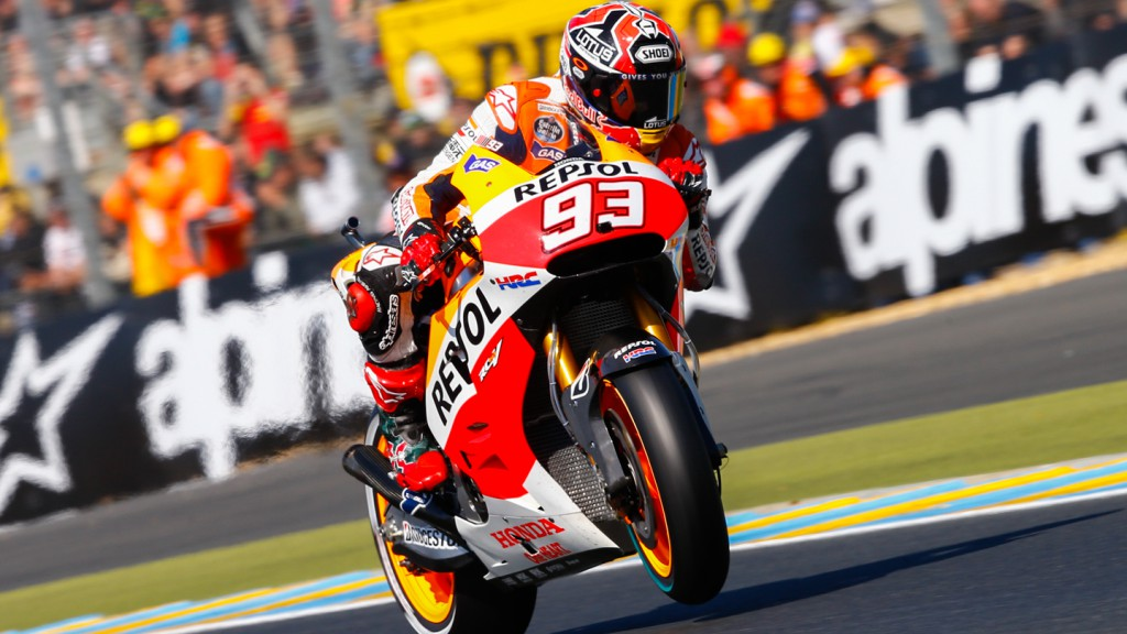 Marc Marquez, Repsol Honda Team, FRA WUP