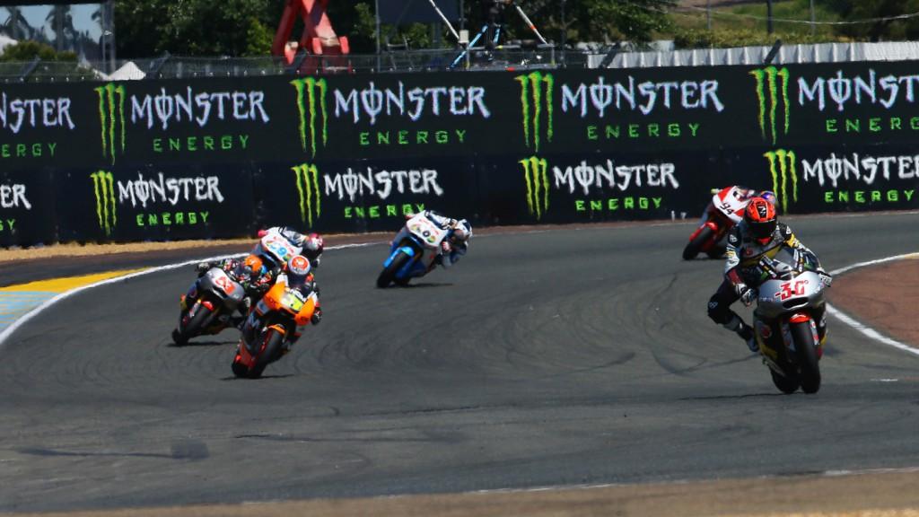Moto2, FRA RACE