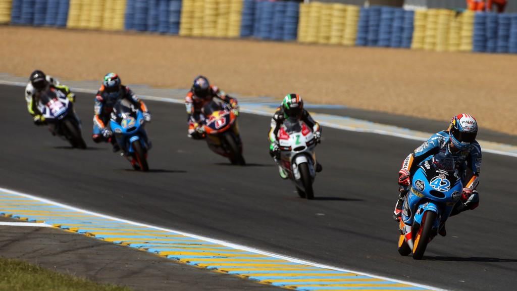 Moto3, FRA RACE
