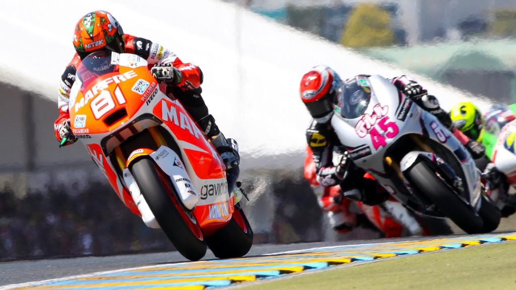 Jordi Torres, Mapfre Aspar Team Moto2, FRA RACE