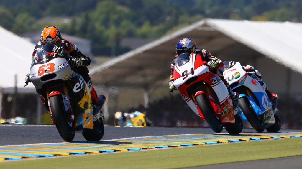 Esteve Rabat, Jonas Folger, Marc VDS Racing Team, AGR Team, FRA RACE