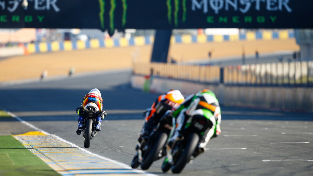 Moto3, FRA WUP