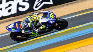 Valentino Rossi, Movistar Yamaha MotoGP, FRA RACE