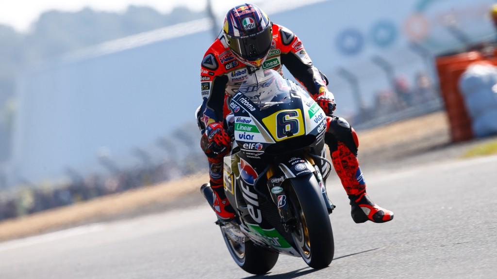 Stefan Bradl, LCR Honda MotoGP, FRA RACE