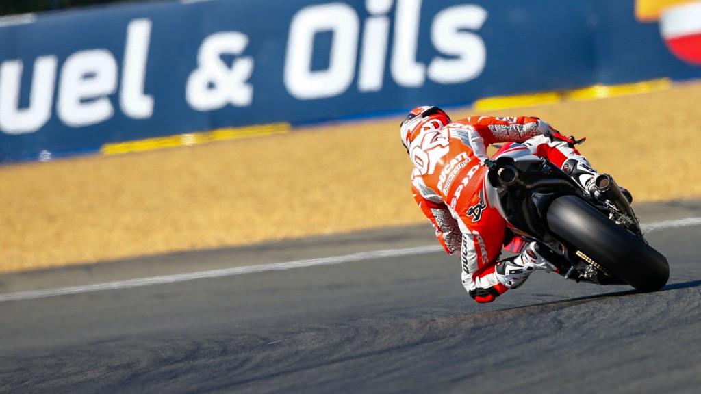 Andrea Dovizioso, Ducati Team, FRA RACE
