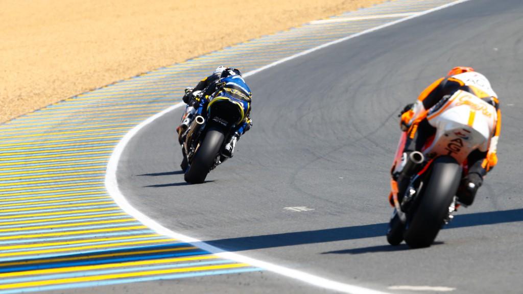 Moto2, FRA WUP