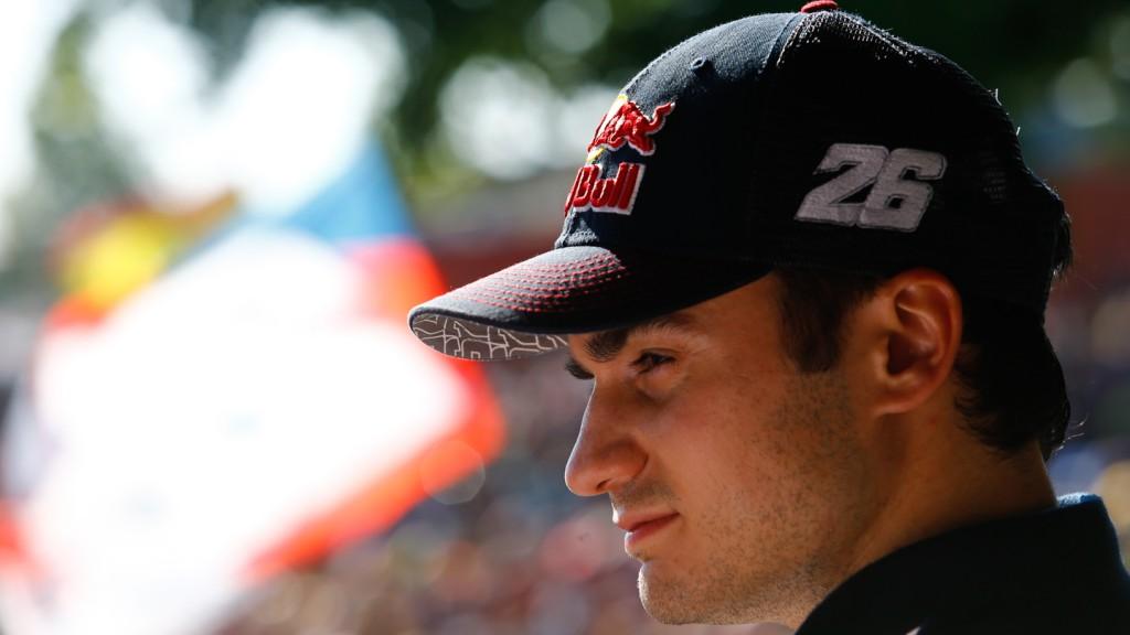 Dani Pedrosa, Le Mans' Espace Rencontre