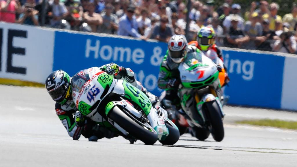 Scott Redding, GO&FUN Honda Gresini, FRA RACE