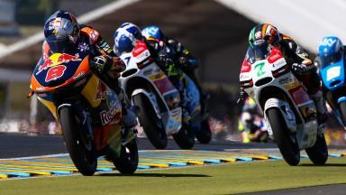 Jack Miller, Efren Vazquez, Red Bull KTM Ajo, SaxoPrint-RTG, FRA RACE