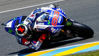 Jorge Lorenzo, Movistar Yamaha MotoGP, FRA RACE