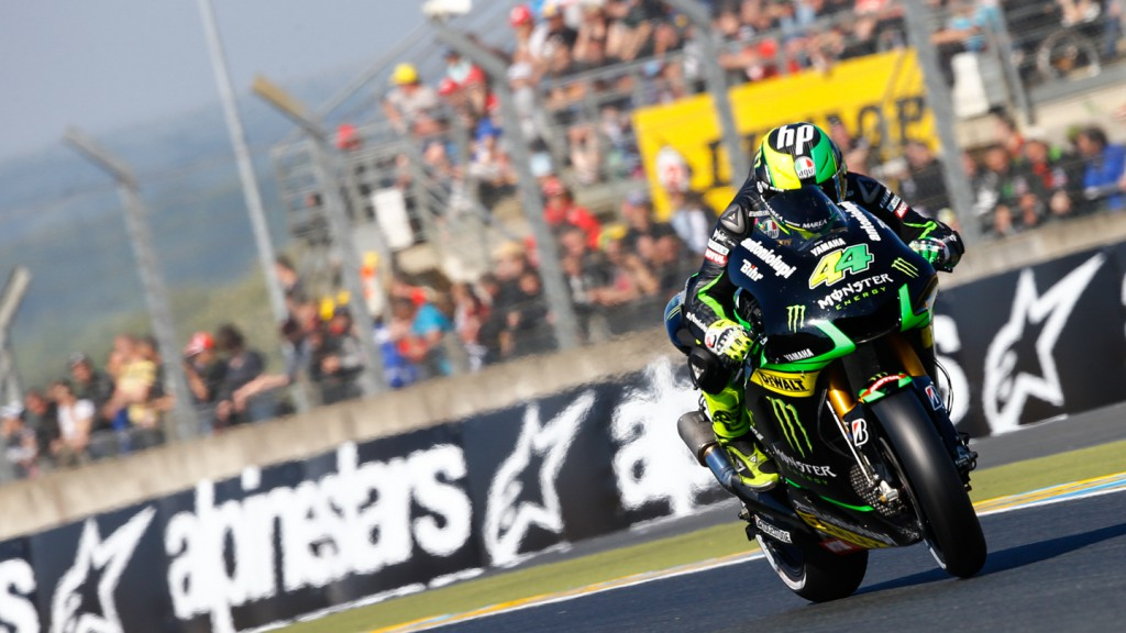 Pol Espargaro, Monster Yamaha Tech 3, FRA RACE