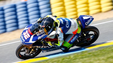 Isaac Viñales, Calvo Team, FRA RACE