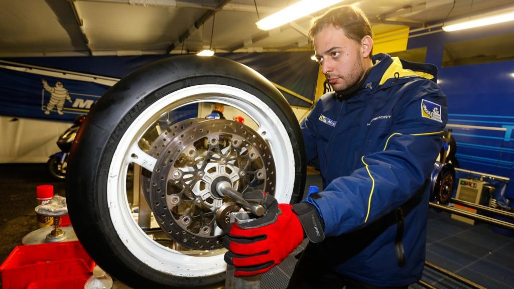 Michelin technician